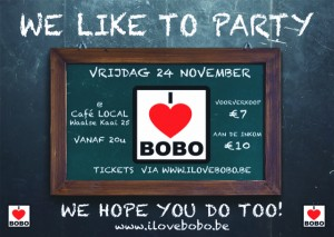 20171124 I Love BOBO Local